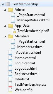 THE most basic way to implement ASP NET Razor security - mike's web log